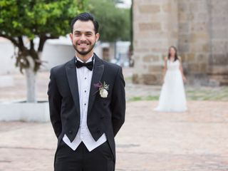 La boda de Gloria y Juan Pablo 1