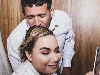 La boda de Vanessa y Vincent