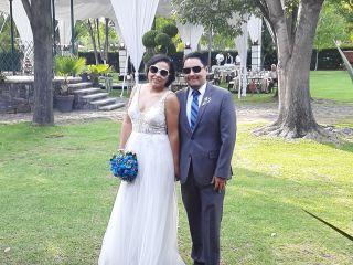 La boda de Sarahí  y Daniel