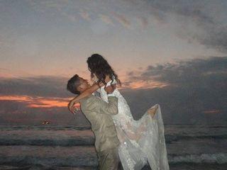 La boda de Myriam  y Amado 1