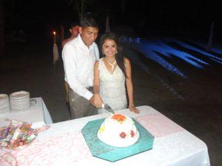 La boda de Myriam  y Amado 2