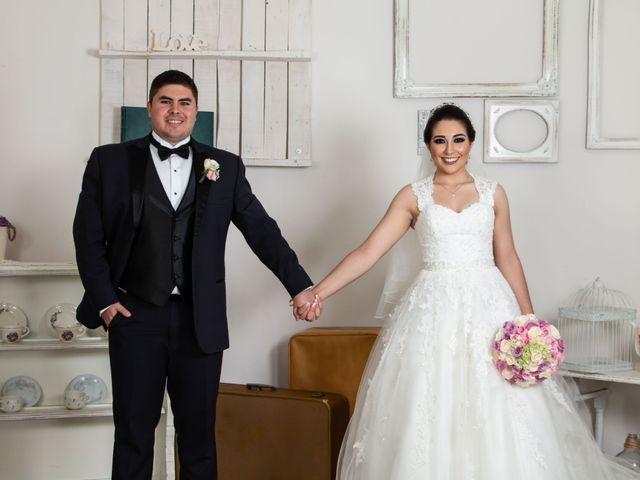 La boda de Sarahí  y Andrés