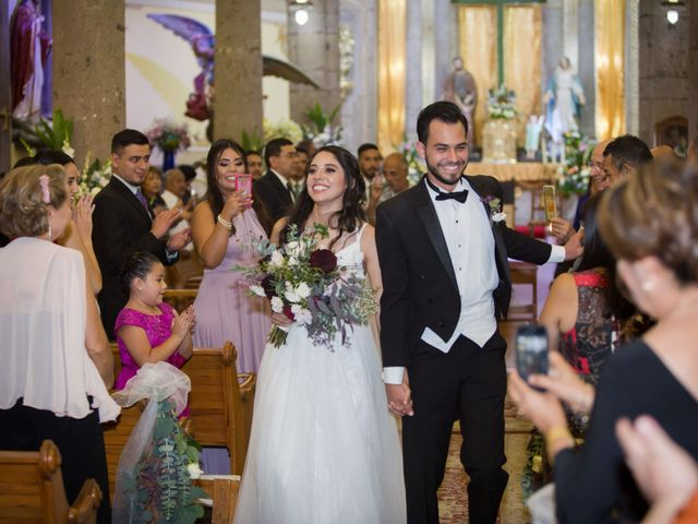 La boda de Gloria y Juan Pablo