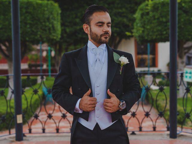 La boda de Arturo y Andrea en Querétaro, Querétaro 11