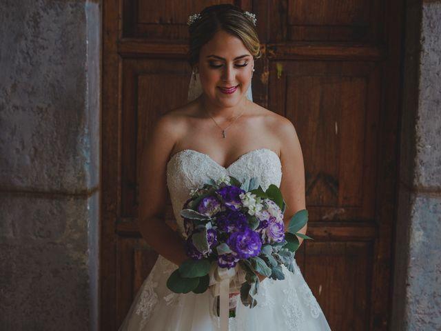 La boda de Arturo y Andrea en Querétaro, Querétaro 12