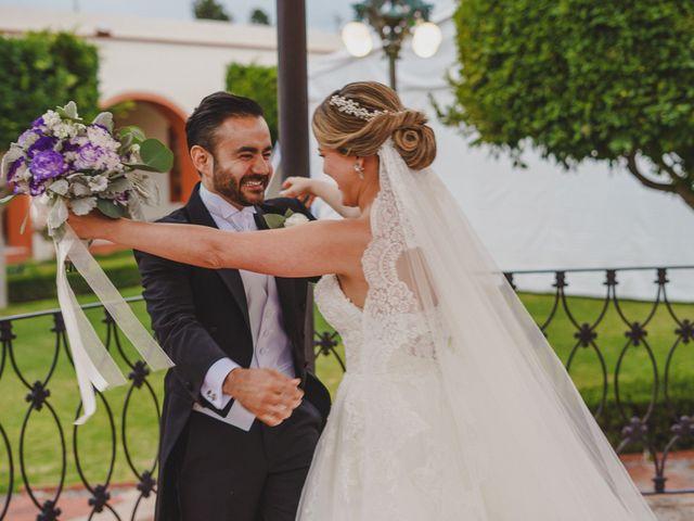 La boda de Arturo y Andrea en Querétaro, Querétaro 14