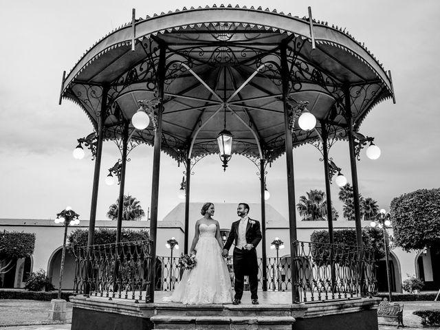 La boda de Arturo y Andrea en Querétaro, Querétaro 15