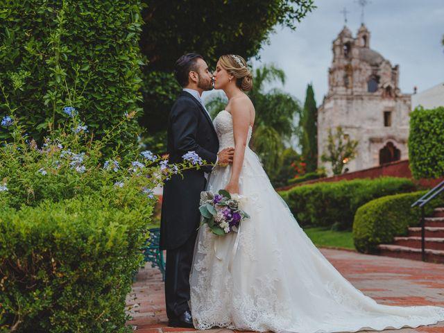La boda de Arturo y Andrea en Querétaro, Querétaro 1