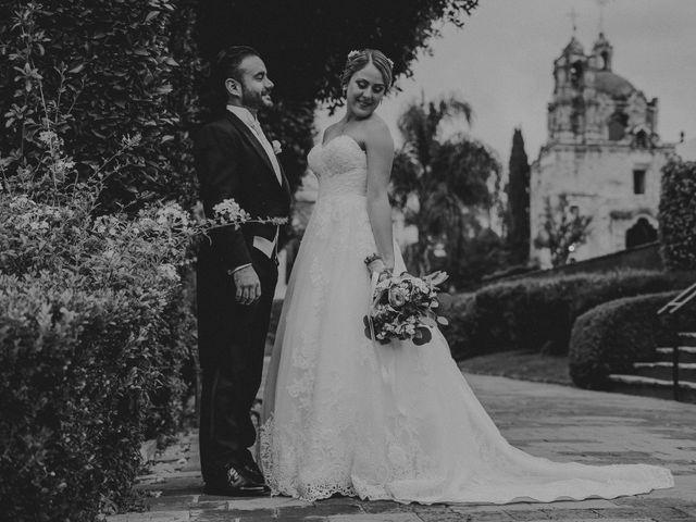 La boda de Arturo y Andrea en Querétaro, Querétaro 17