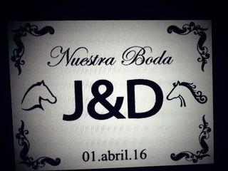 La boda de Daniela  y Jesús  1