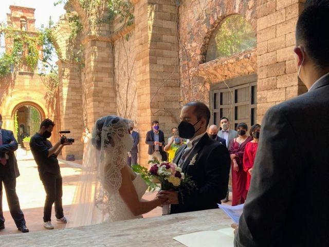La boda de Samuel  y Gabriela  en Querétaro, Querétaro 1