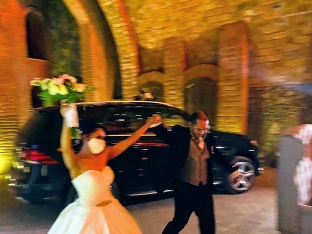 La boda de Samuel  y Gabriela  en Querétaro, Querétaro 11