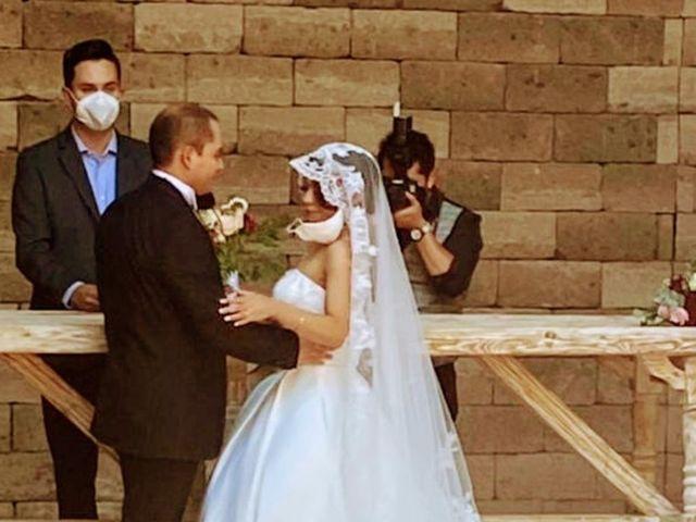 La boda de Samuel  y Gabriela  en Querétaro, Querétaro 15