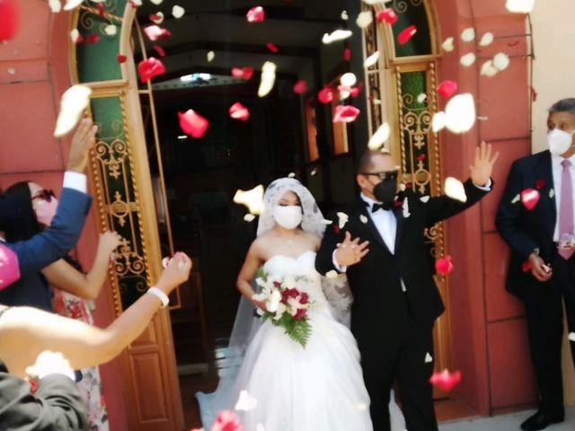 La boda de Samuel  y Gabriela  en Querétaro, Querétaro 17