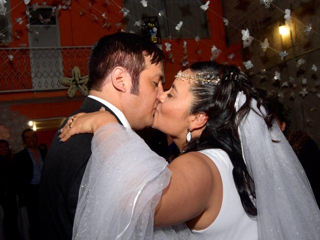 La boda de Marilyn y Oscar