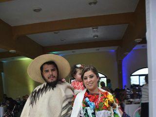 La boda de Melissa y Javier 3