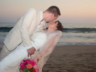 La boda de Marisol y Travis