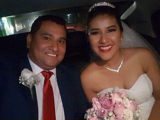 La boda de Ale y Ger