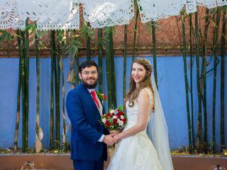 La boda de Natasha y Sergio