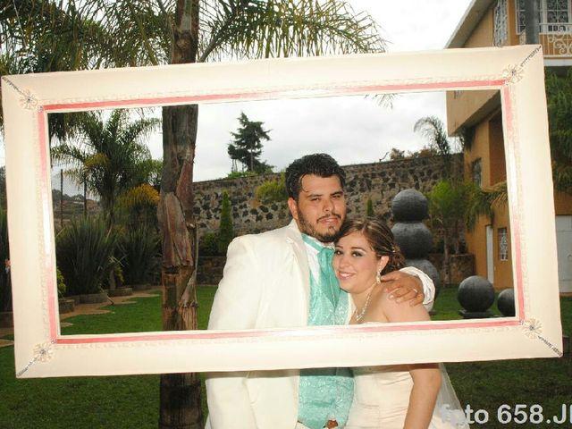 La boda de Melissa y Javier