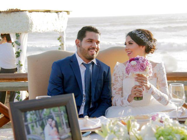 La boda de Miriam y Luis