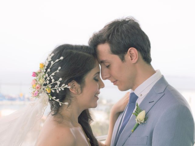 La boda de Rebe y Arturo
