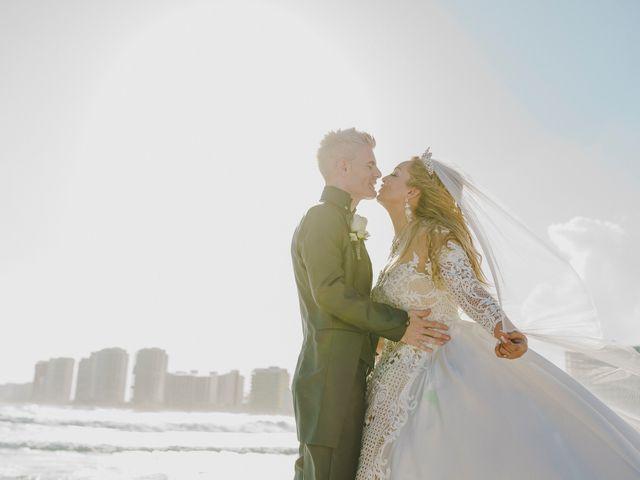 La boda de Dhyana y Nick