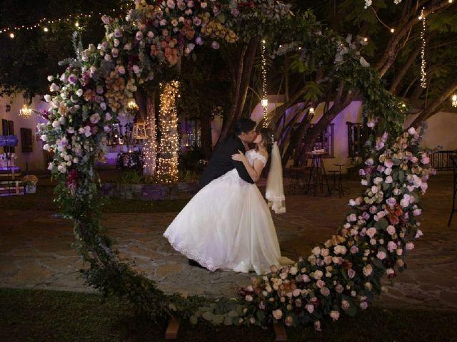 La boda de Karen  y Adán