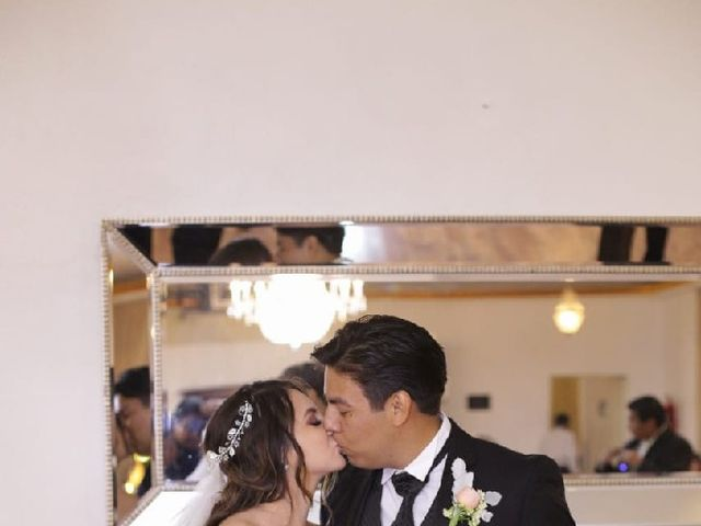 La boda de Adán  y Karen  en Santiago, Nuevo León 4