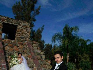 La boda de Diego  y Julia 1