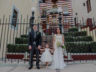 La boda de Gaby y Reggie