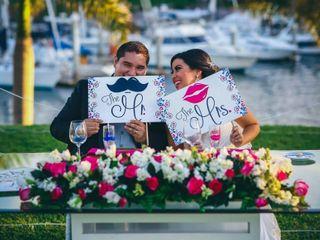 La boda de Ada Conchita  y Gerardo