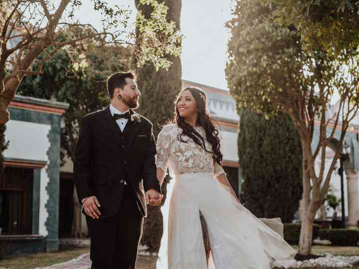 La boda de Yoli y Beto