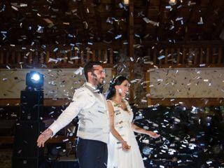 La boda de Gabriela y Antonello