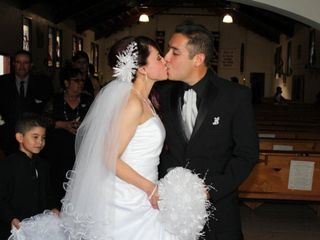 La boda de Oscar y Florisel 3