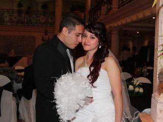 La boda de Oscar y Florisel