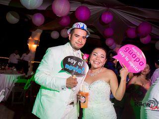 La boda de Alejandra y Ángel Eduardo