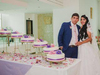 La boda de Virginia y Javier 1