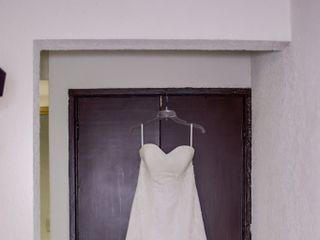 La boda de Nancy y Santiago 2