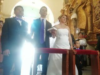 La boda de Leslie y Armando