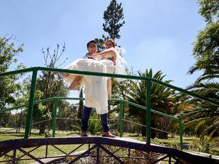 La boda de Roslin y Guillermo 1