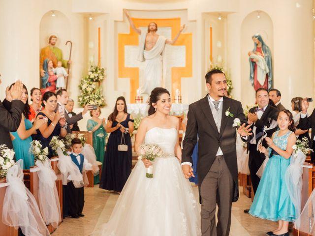 La boda de Fernanda y Felipe