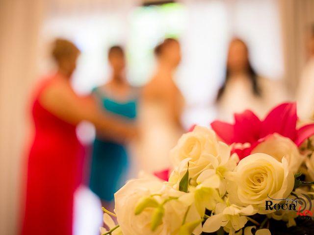 La boda de Ángel Eduardo y Alejandra en Puerto Aventuras, Quintana Roo 2