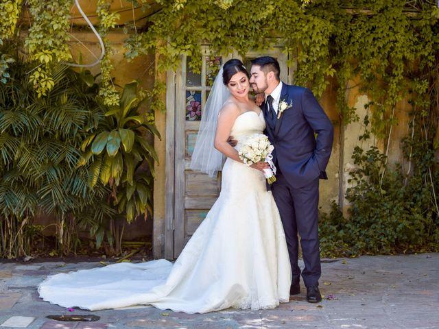 La boda de Nancy y Santiago