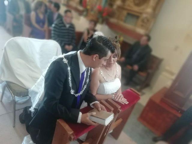 La boda de Armando y Leslie en Tultitlán, Estado México 2