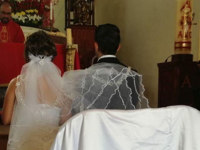 La boda de Armando y Leslie en Tultitlán, Estado México 3