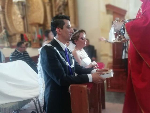 La boda de Armando y Leslie en Tultitlán, Estado México 6