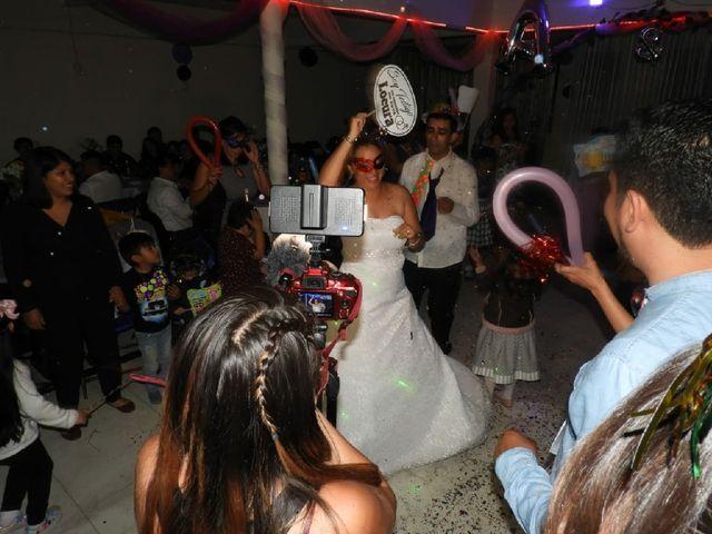 La boda de Armando y Leslie en Tultitlán, Estado México 1