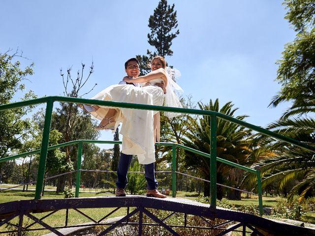 La boda de Roslin y Guillermo