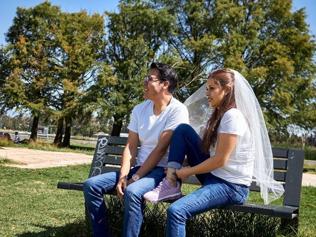 La boda de Guillermo y Roslin en Gustavo A. Madero, Ciudad de México 3
